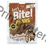 Brit Care DOG Let´s Bite Bears NOVÝ 150 g