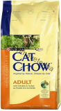 Purina Cat Chow Adult kuře+krůtí 1,5 kg