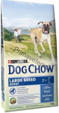 Purina Dog Chow Adult Large Breed Turkey & Rice 14 kg
