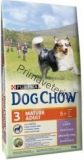 Purina Dog Chow Adult Mature Lamb & Rice 14 kg