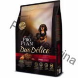 PRO PLAN Dog Adult Duo Délice Small & Mini Beef 2,5 kg