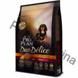 PRO PLAN Dog Adult Duo Délice Small & Mini Chicken 2,5 kg