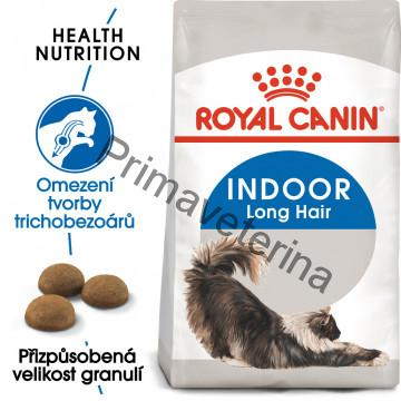 Royal Canin Feline Indoor Long Hair 400 g