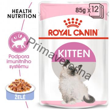 Royal Canin Feline kaps. Kitten Inst. Jelly 12 x 85 g