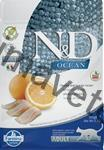 N&D OCEAN Cat Grain Free Adult Herring & Orange 10 kg