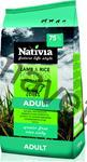 Nativia Dog Adult Lamb & Rice 24/12 15 kg NOVÝ