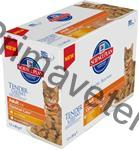 Hill's Feline Adult kapsička Chicken+Turkey 12x85 g NOVÝ