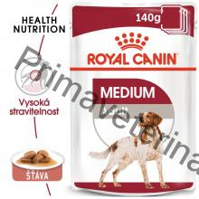 Royal Canin Medium Adult kapsička 10 x 140 g