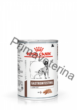 Royal Canin VD Dog konz. Gastro Intestinal Low Fat 410 g