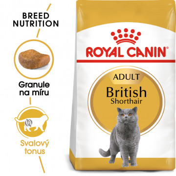 Royal Canin Feline BREED British Shorthair 400 g
