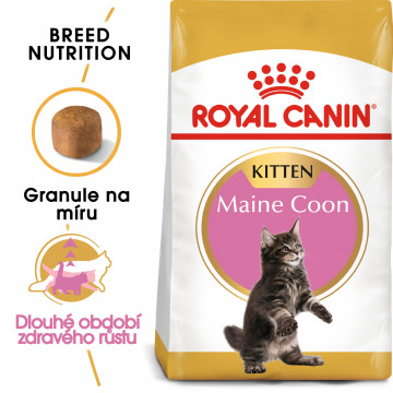 Royal Canin Feline BREED Kitten Maine Coon 10 kg
