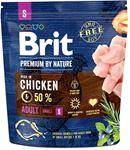 Brit Premium by Nature Dog Adult S 8 kg