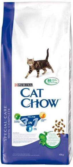 Purina Cat Chow Special Care 3 in 1  1,5 kg