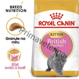 Royal Canin Feline BREED Kitten Br. Shorthair 10 kg