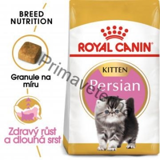 Royal Canin Feline BREED Kitten Persian 10 kg