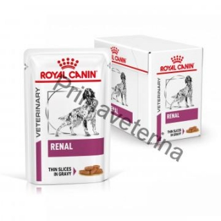 Royal Canin VD Canine Renal 10 x 150 g