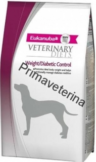 Eukanuba Weight Diabetic Control 12 kg