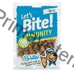 Brit Care DOG Let´s Bite Immunity NOVÝ 150 g