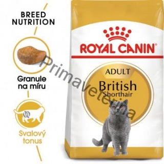 Royal Canin Feline BREED British Shorthair 2 kg