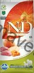 N&D Grain Free Dog Adult M/L Pumpkin Boar & Apple 12 kg