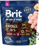 Brit Premium by Nature Dog Junior S 1 kg