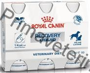 Royal Canin VD Cat/Dog liquid Recovery 3 x 0,2 l