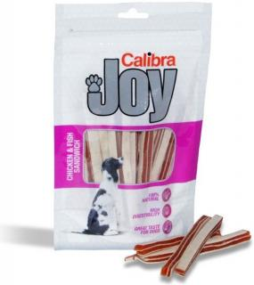 Calibra Joy Dog Chicken&Fish Sandwich 80g