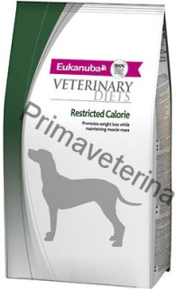 Eukanuba VD Restricted Calorie Formula Dog 5 kg