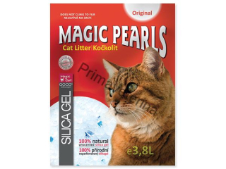 Podestýlka Magic Pearls Kočkolit 3,8 l